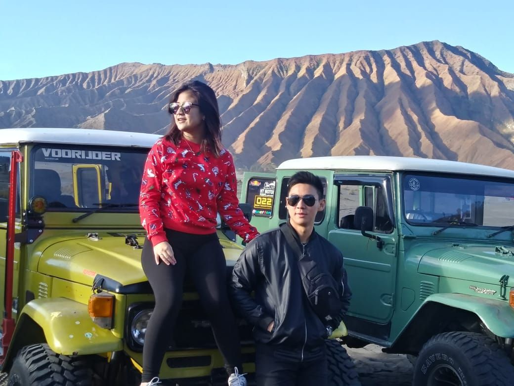 harga sewa jeep bromo murah