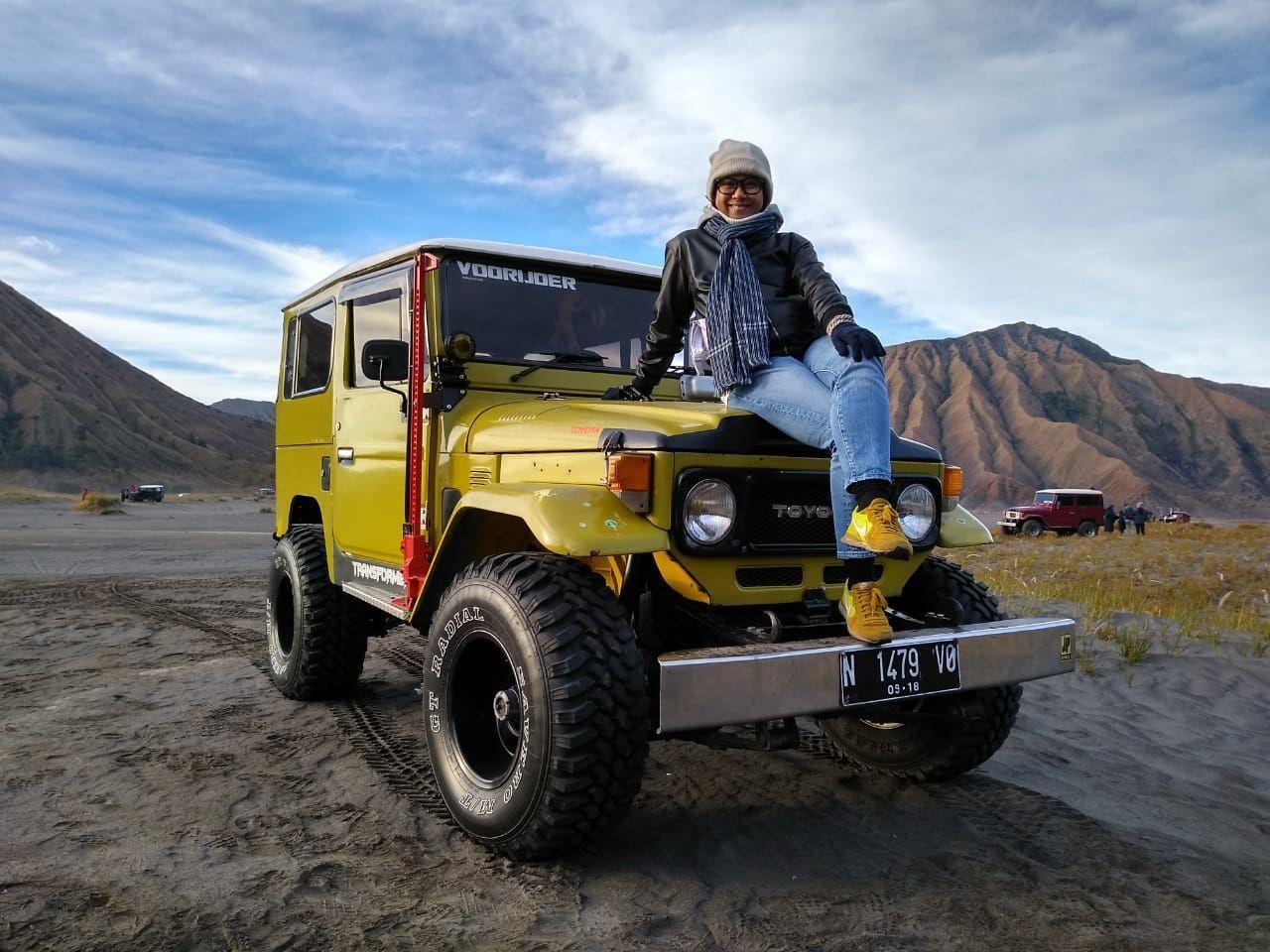 Sewa Jeep Bromo Murah 2020 Start Malang Pasuruan