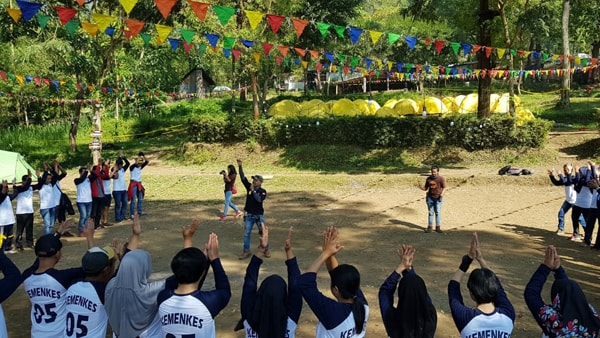 Paket Outbound Malang Fun Camp Gathering dan Jungle Survival