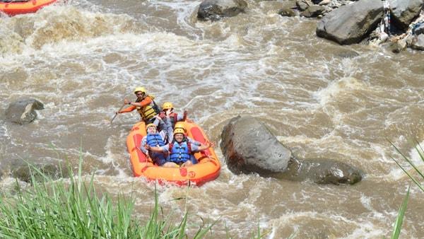 Rafting Kasembon Malang Batu