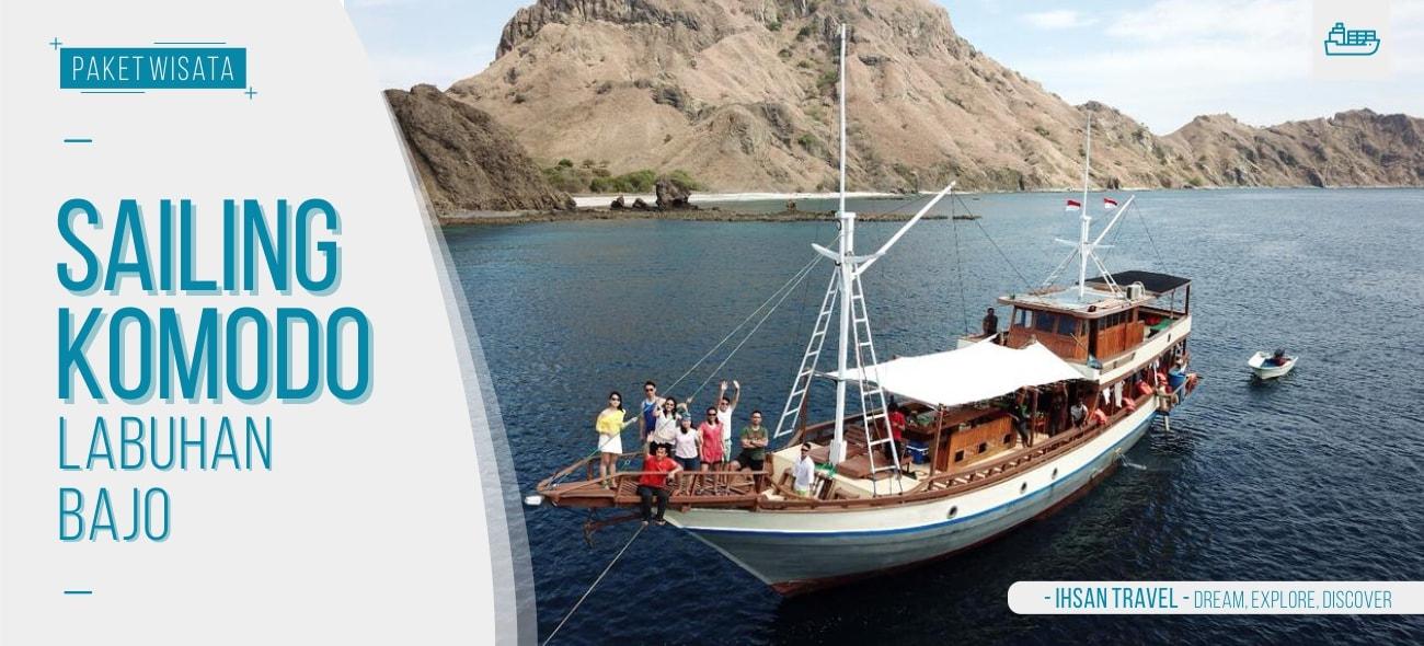 paket wisata pulau komodo labuan bajo